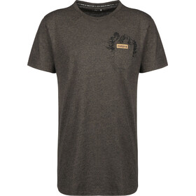 Maloja CassianM Camiseta Hombre, marrón
